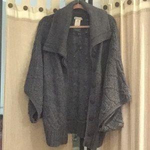 Charcoal LaRok sweater